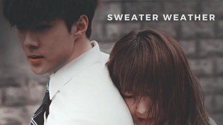 sehun and sejeong - sweater weather