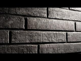 Декоративный кирпич из плиточного клея ! Кирпич Своими руками ! Кирпичная стена За копейки!