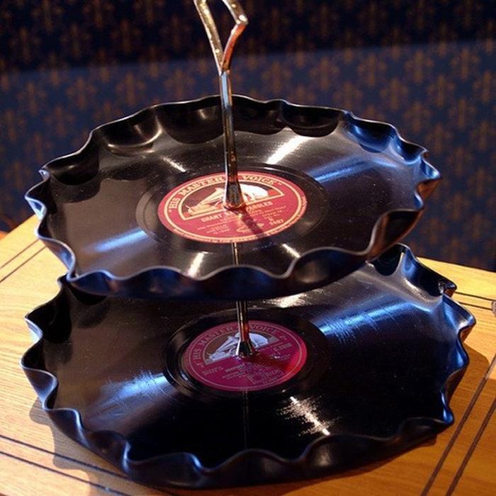 Эволюция изготовления часов и других изделий из виниловых пластинок, изображение №4