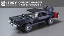 LEGO Fast Furious 7 Offroad Charger instructions (MOC 77)