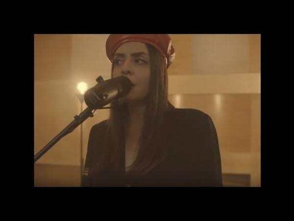 Lucia Manca Come Un'Onda live at Sudestudio