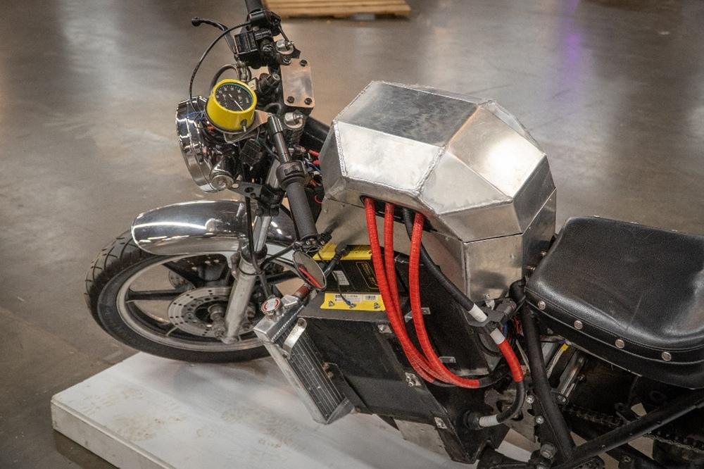 Фотографии с мотовыставки OMS 2020 (The One Motorcycle Show). Часть 2
