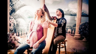 Alizbar -Celtric harp / Relax/ Individual Harp Therapy Session / sound healing / Music Therapy