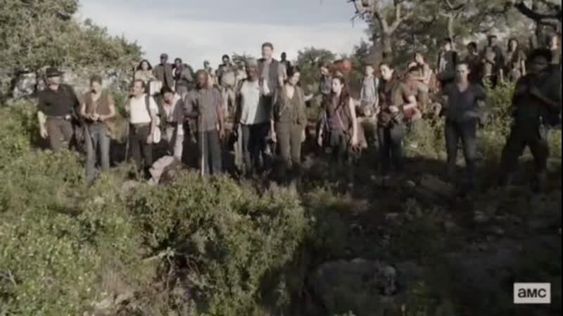 Бойтесь ходячих мертвецов 5 сезон 15 серия Алиша Кларк и Алфия 3