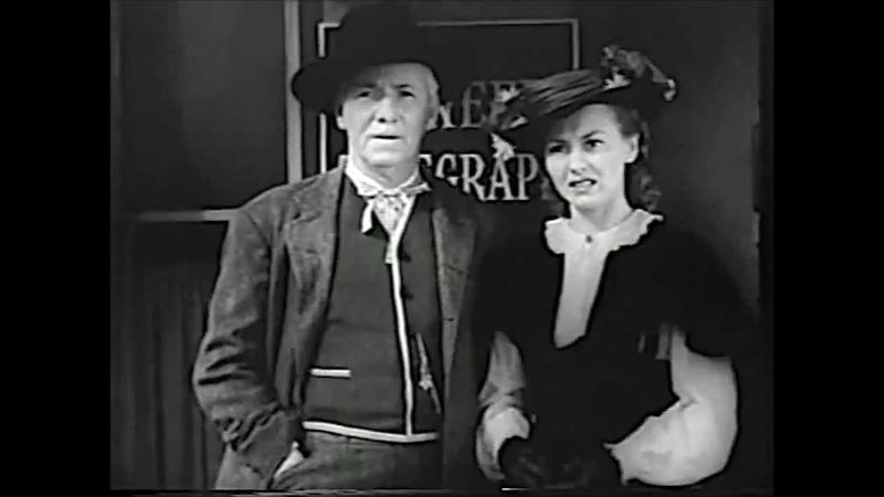 Ghost of Zorro Chapter 1 Bandit Territory 1949 Western English
