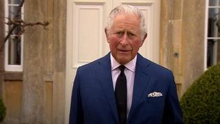 Принц Чарльз выразил благодарность за теплые слова о герцоге Эдинбургском.