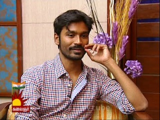 Dhanush Exclusive Interview 15-08-2014 (Independence Day Spl)