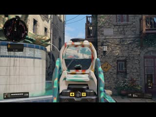 S6 Stingray Operator Mod makes defending the Safeguard robot impossible. Black Ops 4