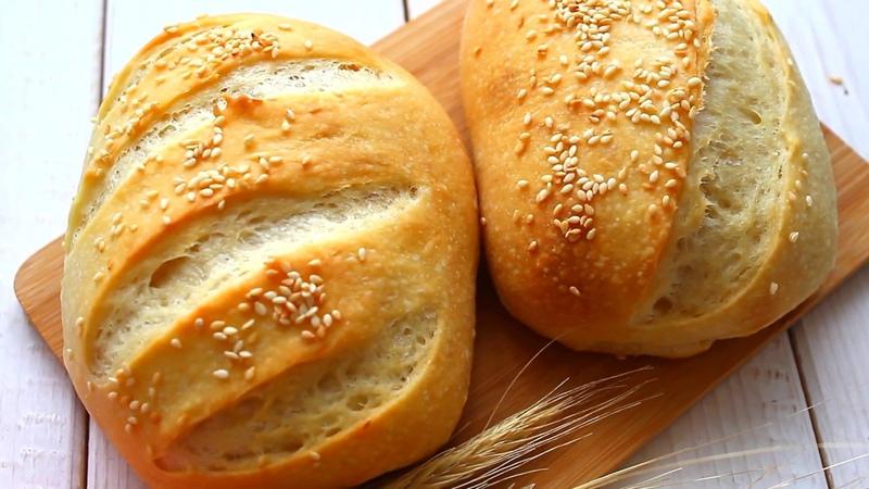 Батончики на остатках пшеничной закваски Левито Мадре Простой быстрый рецепт бездрожжевого хлеба