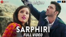 Sarphiri Full Video Laila Majnu Shreya Ghoshal Babul Supriyo Avinash Tiwary Tripti Dimri