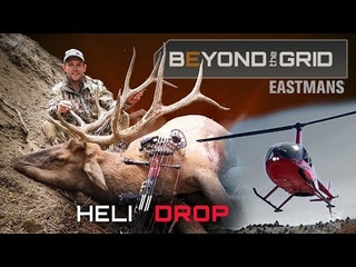 Backcountry Bow Hunting for Elk with a Helicopter!