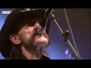 Motörhead live (full show) - Rockpalast (2014)