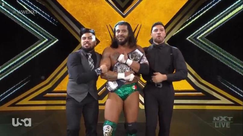 AEW Dynamite и NXT 11.11.20, изображение №15