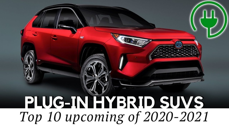 10 Newest Crossovers and SUVs Enhanced with Plug-in Hybrid Powertrains in 2020