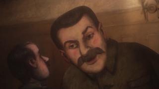Фрагмент фильма Андрея Хржановского «Нос, или Заговор «не таких»»