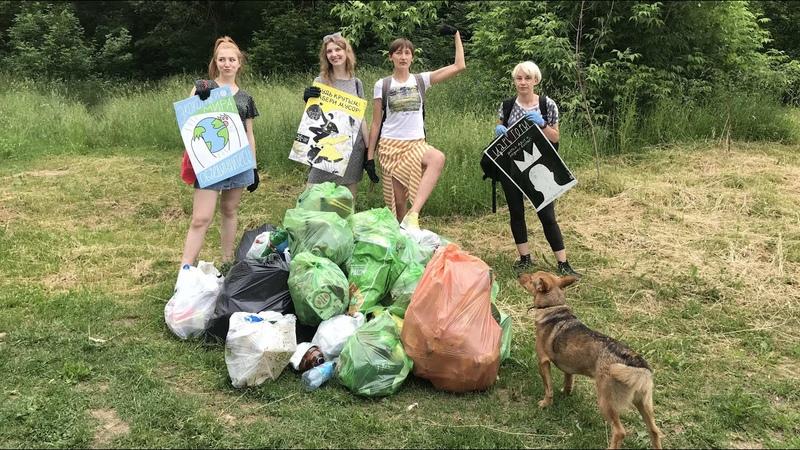 Проект Чистая горка безопасные уборки