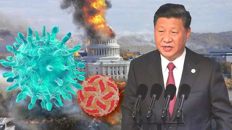 Китай запустил Коронавирус чтобы обрушить Экономику США