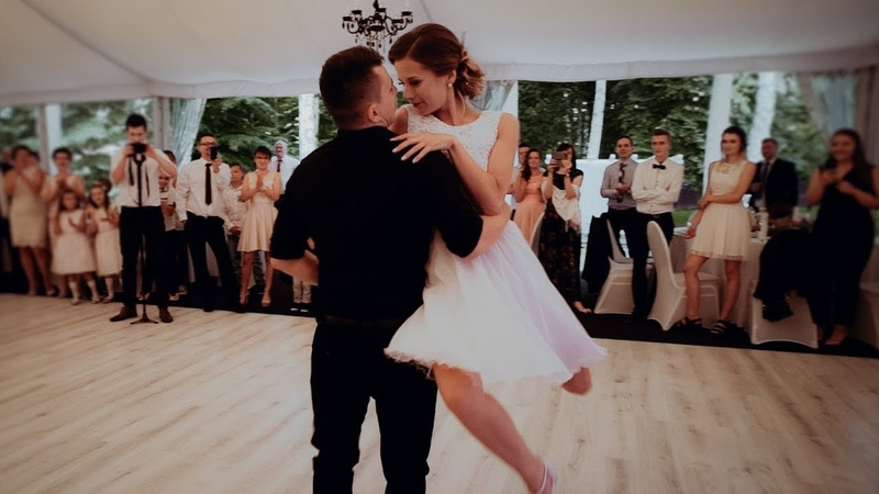Dirty Dancing First Wedding Dance Time of My Life Pierwszy taniec w stylu lat 80' Ada Mateusz