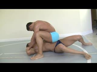 [480]  Thunders Arena - No Holds Barred 9 - Zman vs Eric Fury (Wrestling)