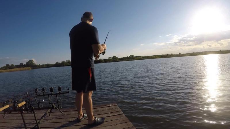 Рыбалка на Гинезисе рыб хоз