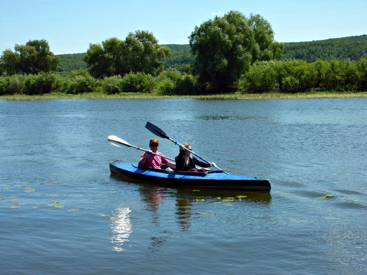 Афиша Самара Сплав на байдарках по реке Сок 12 и 27 сентября