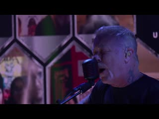Metallica - Live Acoustic From HQ: Helping Hands Concert Auction 2020 (Full HD)