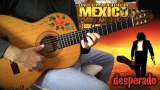 『Malagueña Salerosa』(Desperado 2) Once Upon a Time in Mexico【Antonio Banderas flamenco guitar cover】