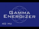 Brain Energizer - Clean Mental Energy - Gamma Binaural Beats 40Hz