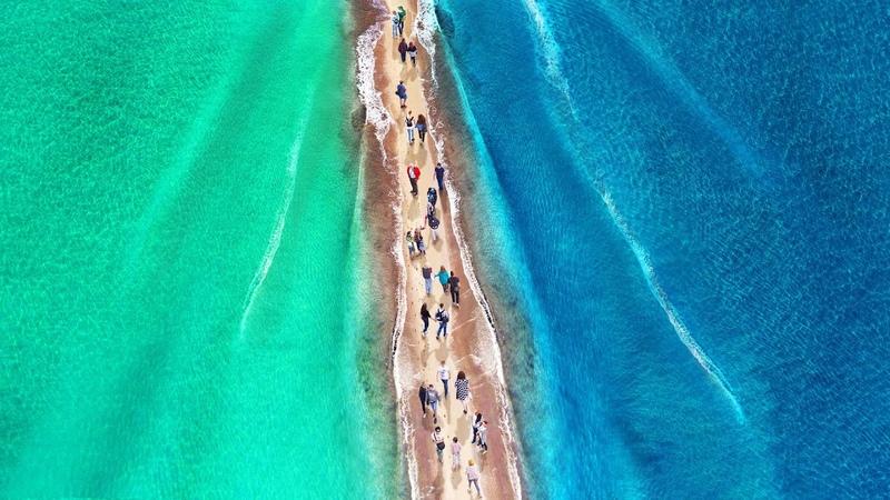 Более 20 невероятных мест загадочнее Бермудского треугольника