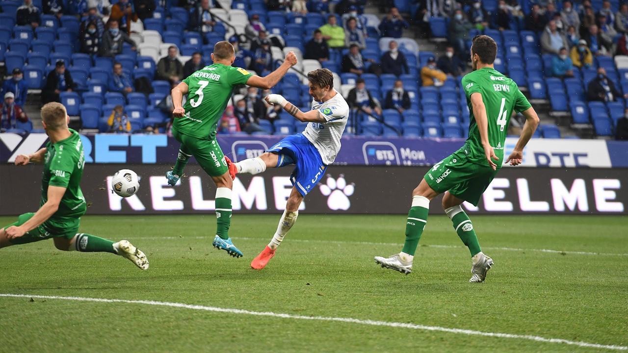 Динамо - Рубин, 0:1. Максимилиан Филипп