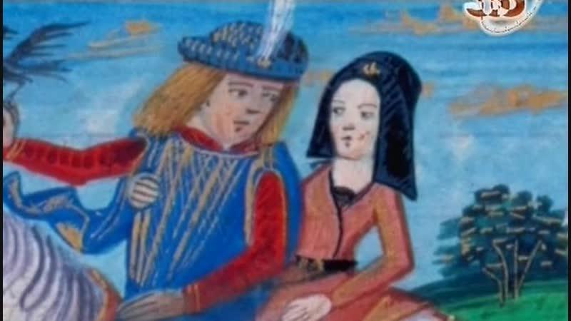 BBC Средневековая Жизнь 3 Дама