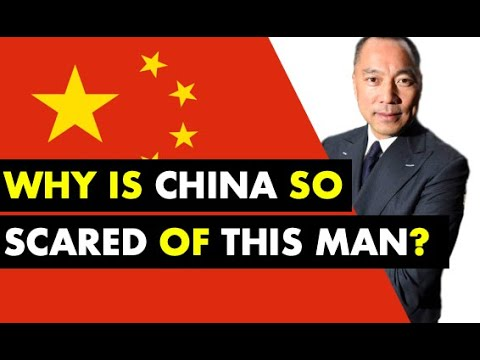 🔴 Exiled Chinese Billionaires Accusations of China (w Guo Wengui Kyle Bass) | RV Classics