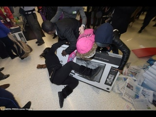 How Different Countries React To: BLACK FRIDAY (International)