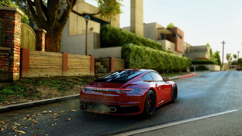Grand Theft Auto 5 PlayStation 5 Next Gen Graphics Concept With Realism Beyond Graphics MOD