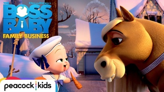 Late for School | THE BOSS BABY: FAMILY BUSINESS