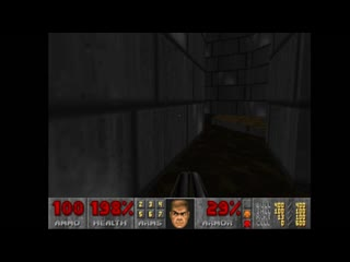 Doom 2: Hell on Earth (сложность - Hurt me Plenty/средняя) #2