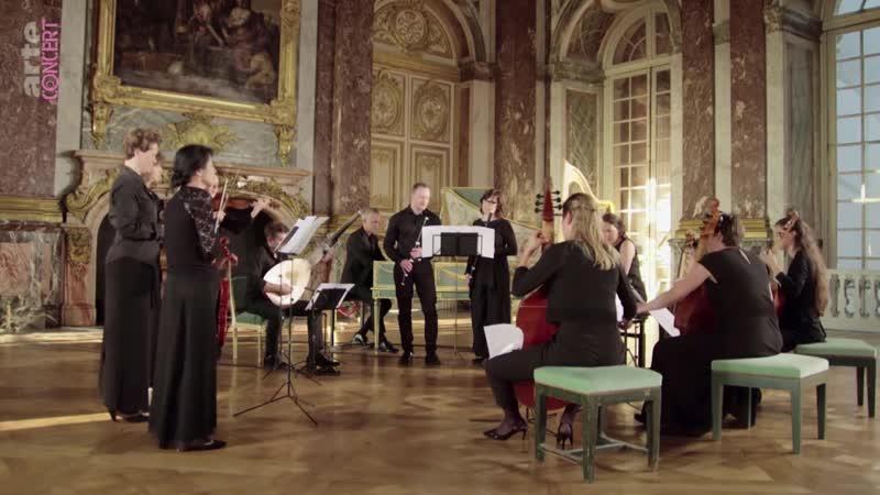 Музыкальный променад в Версале Promenade musicale à Versailles 2020