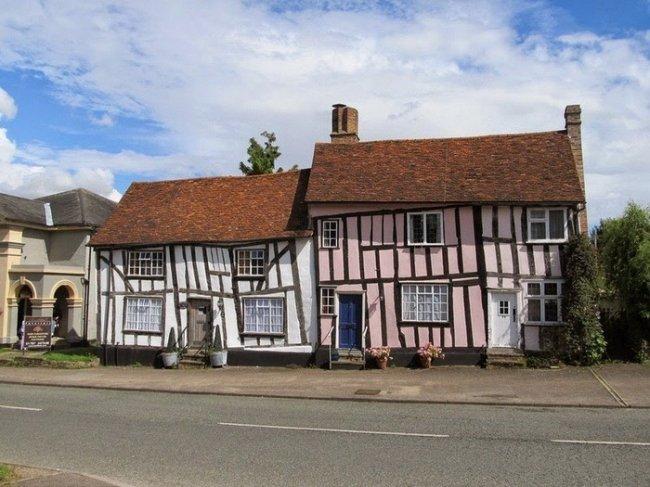 Кривая деревня в Англии, изображение №3