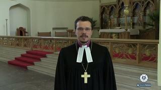 Архиепископ ЕЛЦР Дитрих Брауэр о конференции «Миры жизни русских немцев».