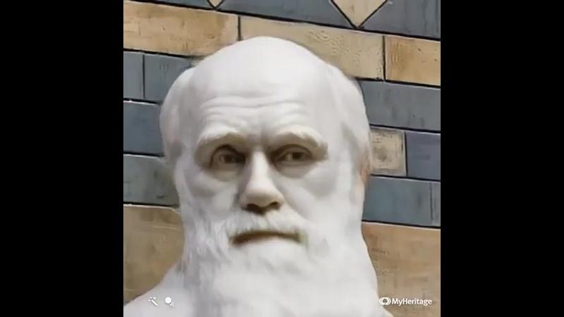 Оживший Дарвин