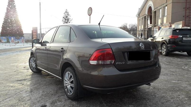 Volkswagen Polo 2014 г.  Авто в Орске  Автомобиль в   Объявления Орска и Новотроицка №13500
