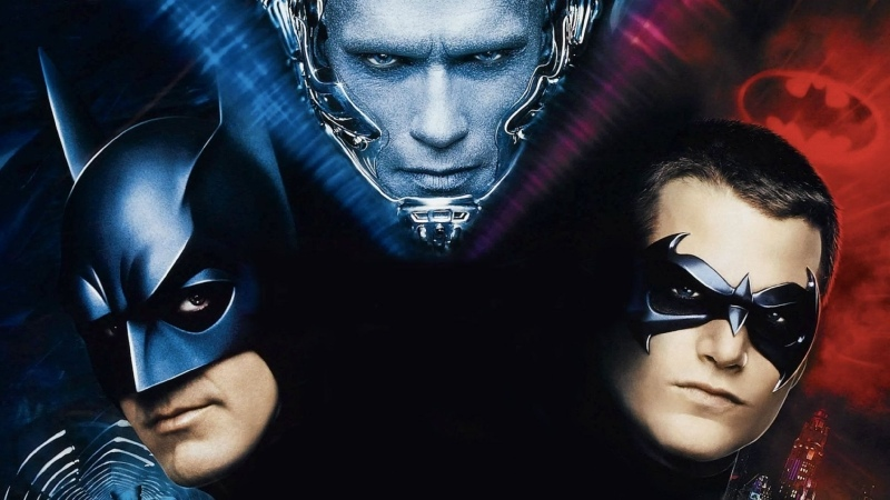 Бэтмен и Робин 1997 перевод Гаврилова