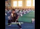 Китайская школа акробатики и боевых искусств в Африке