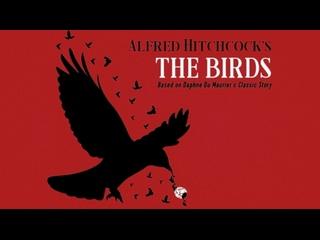 ᴴᴰ Птицы / The Birds (1963)