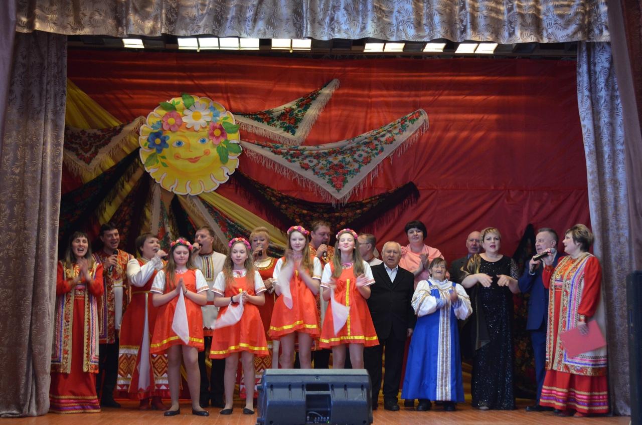 В селе 1-я Берёзовка после капитального ремонта открылся дом культуры