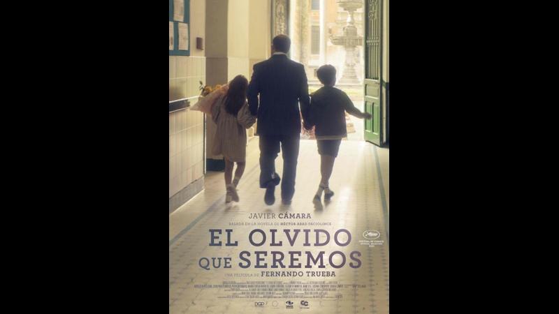 Película colombiana EL OLVIDO QUE SEREMOS
