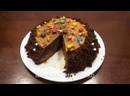 Тает во рту! Обалденный Торт в мультиварке, рецепт! Вкуснятина к чаю, все в восторге от результата! 720p
