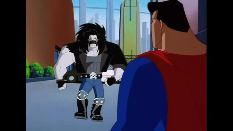 Сезон 01 Серия 09 Супермен 1996 2000 Superman The Main Man Part I