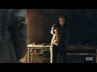 Бойтесь ходячих мертвецов 6 сезон 11 серия Алиша Кларк и Алфия #8