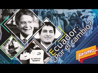 Promo | Detrás De La Razón: ¿Cómo se explica la victoria electoral de Guillermo Lasso sobre Andrés Araúz en Ecuador?
